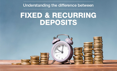 Fixed & Recurring Deposits
