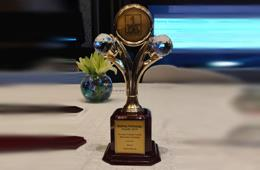 "Bank of Baroda bags an award ""Winner for the Most Customer Centric Bank Using Technology"" at the IBA Banking Technology 2019 Awards Function, held at St. Reges, Mumbai."