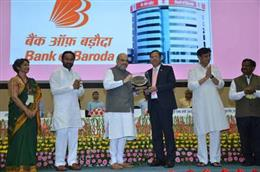 Bank of Baroda was conferred the Rajbhasha Kirti award by Shri Amit Shah, Union Minister of Home Affairs