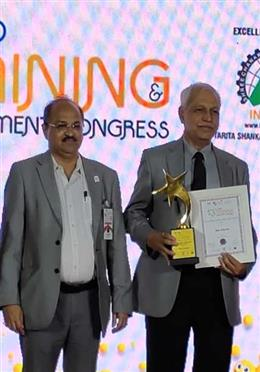 "World HRD Congress -2019 - Best Use of Technology "" Baroda Radio"" & Innovation in Training ""Life begins at 60"""