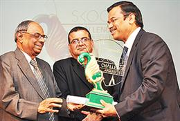 Bank of Baroda receives Skoch Challenger Award