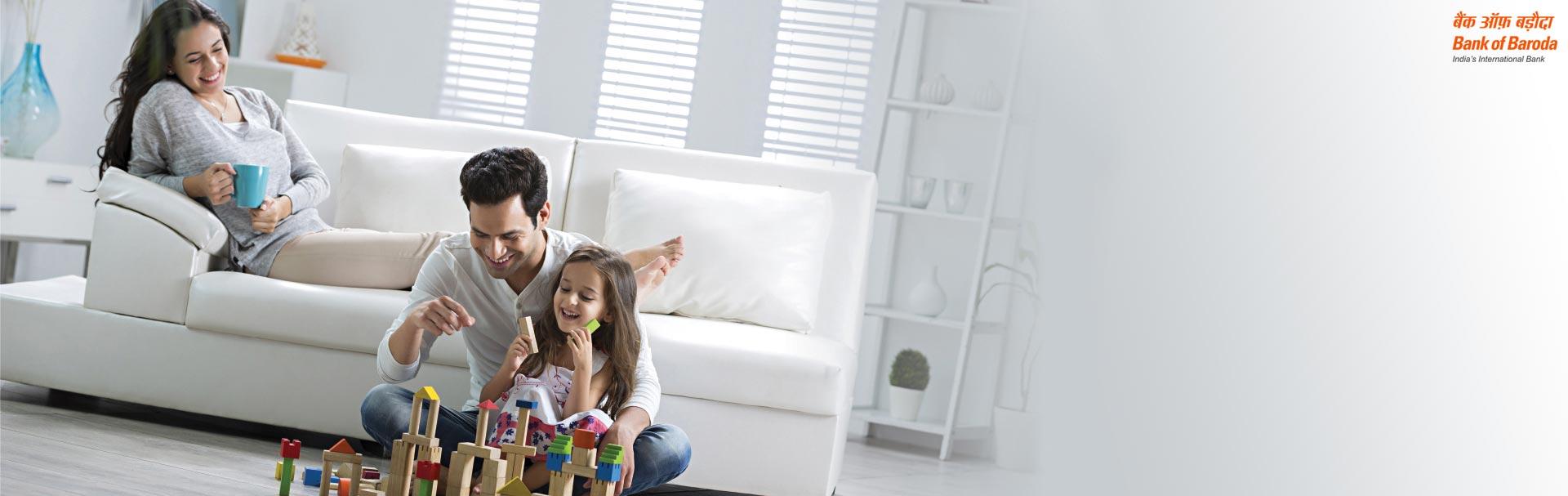 Baroda Home Loan Advantage