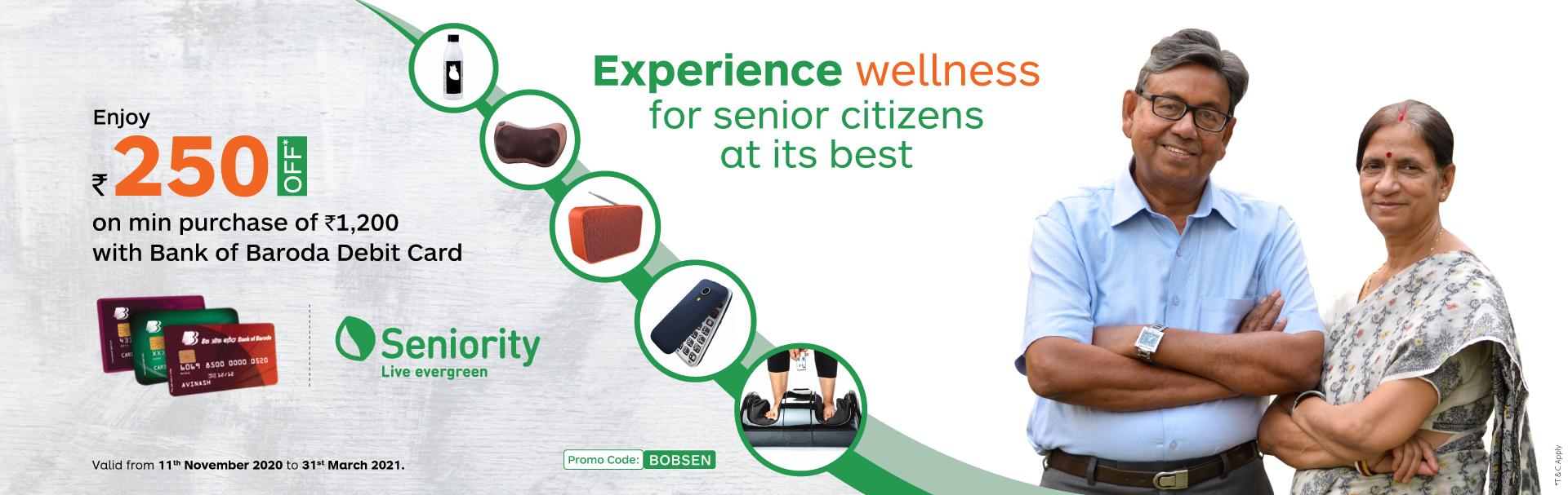 seniority offer