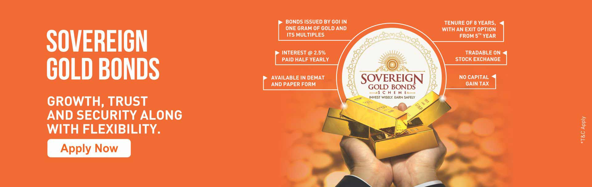 Sovereign Gold Bonds