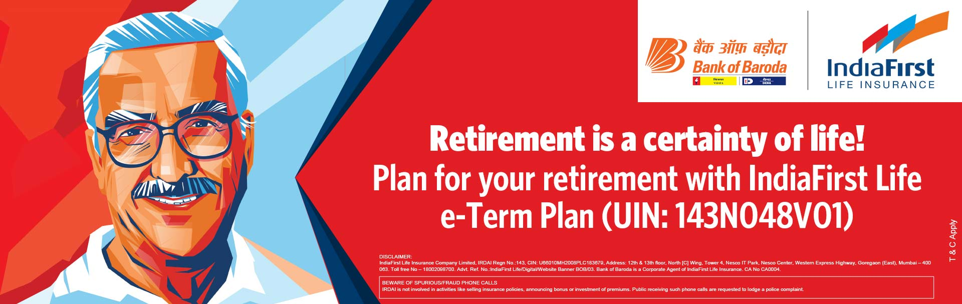 IndiaFirst Life Insurance Company Limited Retirement