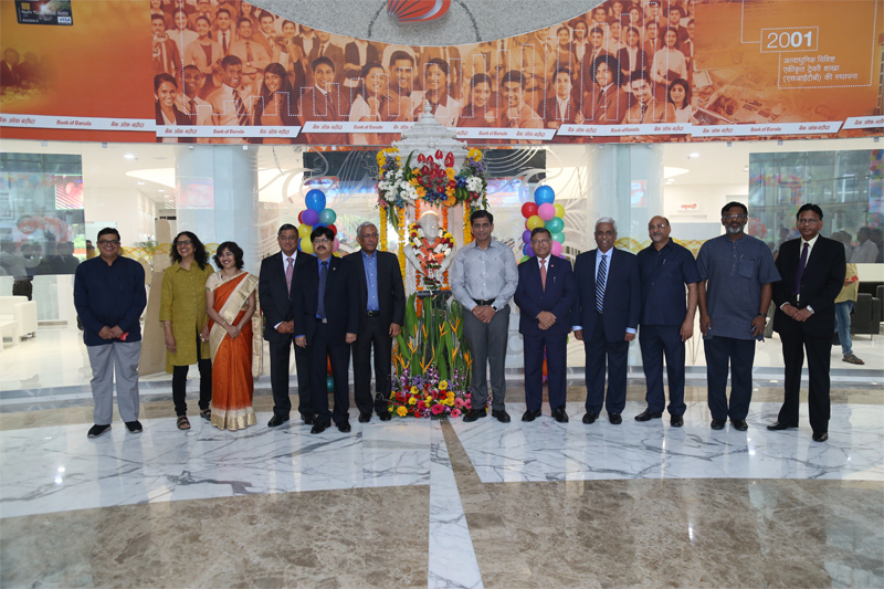 Bank of Baroda rolls out several Customer Centric initiatives on 110th Foundation Day