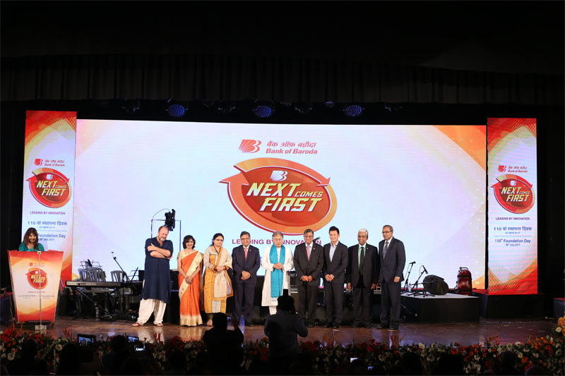 Bank of Baroda Celebrates 110th Foundation Day
