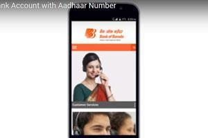 Bank Account with Aadhaar Number
