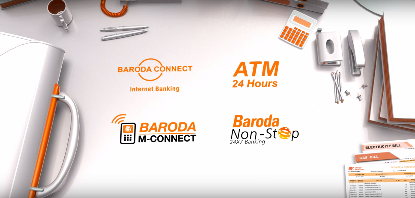 Bank of Baroda Smart Banking Solutions