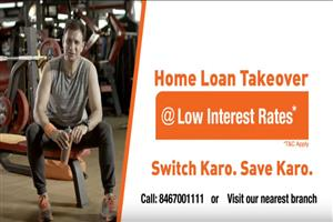 Bank Of Baroda - Home Loan Takeover