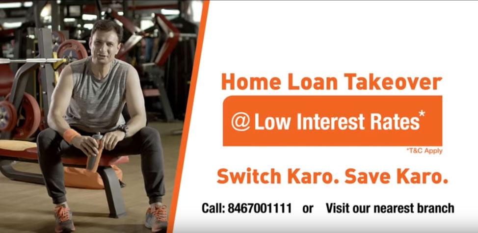Bank Of Baroda - Home Loan Takeover