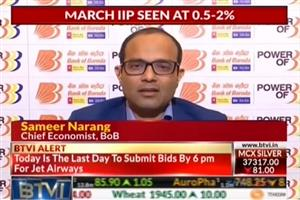 March IIP data
