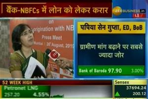 Smt. Papia Sengupta in conversation with Zee Business Corporate Radar