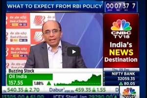 Bank of Baroda | Shri Kamal Mahajan in conversation with CNBC TV 18 RBI Monetary Policy
