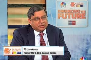 Bank of Baroda | Shri PS Jayakumar in an interview with CNBC TV 18