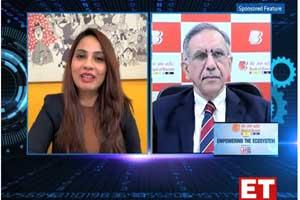 Bank of Baroda | Shri Sanjiv Chadha - MD & CEO in an interview with ET Now