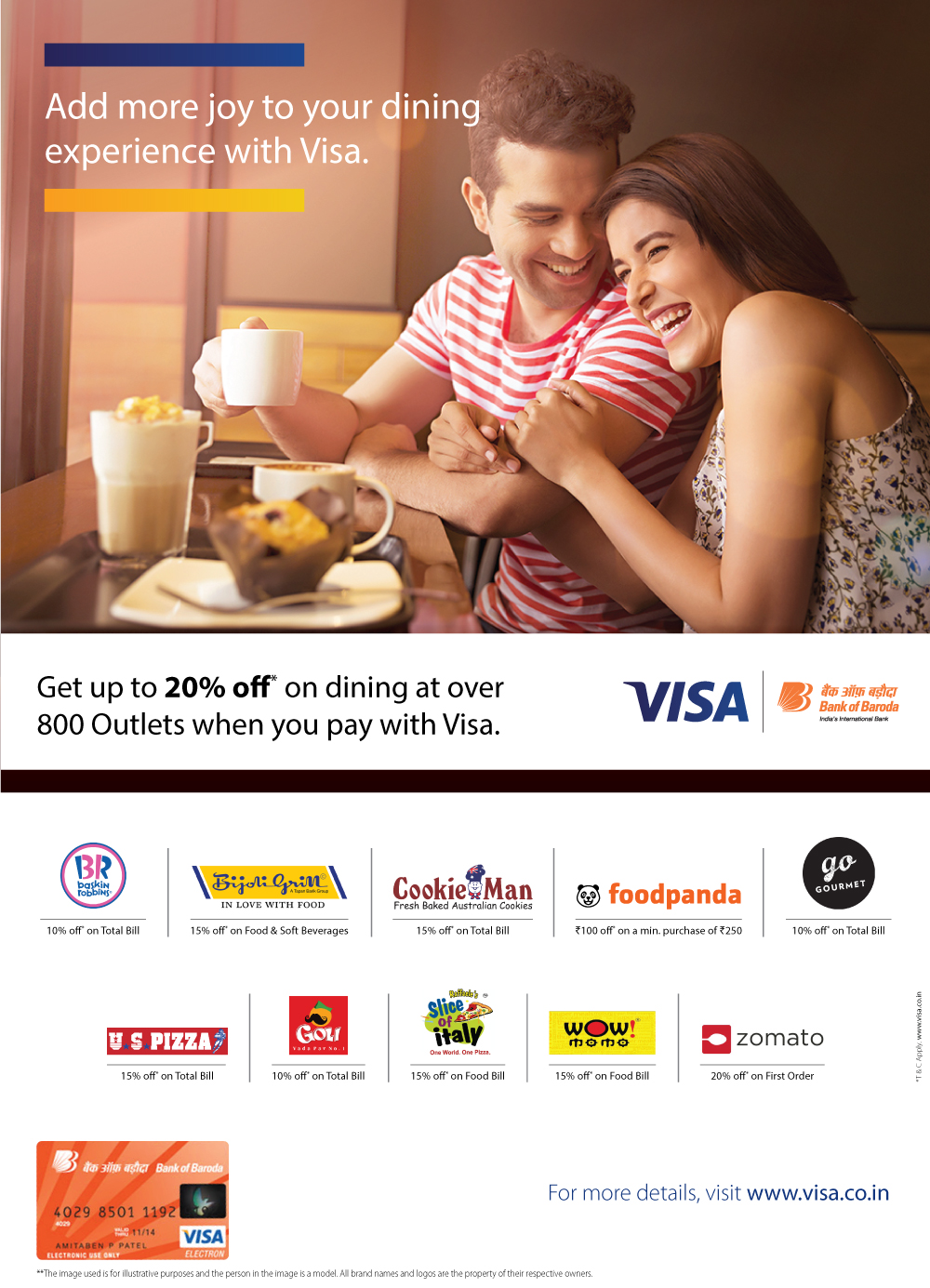 Launch of Dining offer