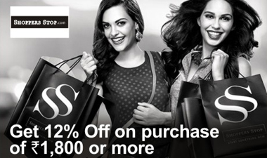 Shoppers Stop Offer