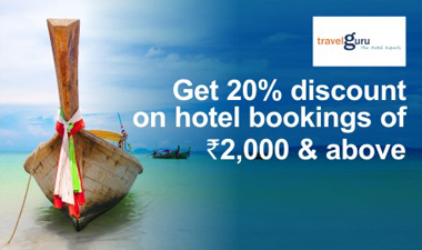 TravelGuru Offer