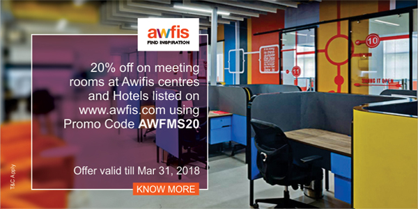 Awfis Offer