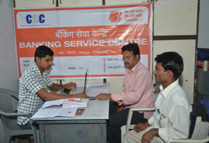 providing Banking Services in the FI Villages