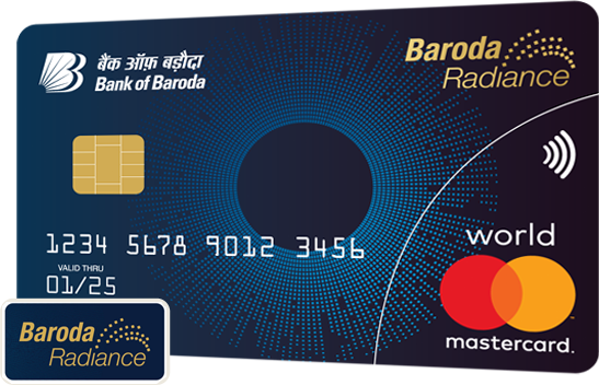 Master World Debit Card