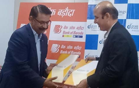 Bank of Baroda sings MoU with CARE Ratings for SME ratings
