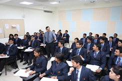Class Room Baroda Manipal School of Banking
