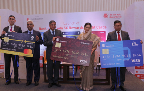 Credit Card Launch