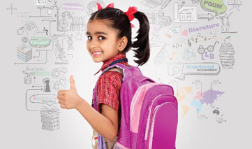 Baroda Vidya (for school education from Nursery to XII)