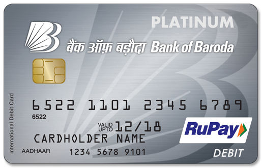 Rupay Platinum Card