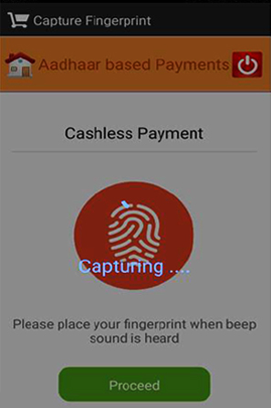 Capture Fingerprint