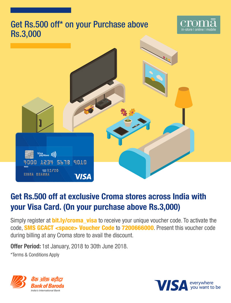 Croma Offer