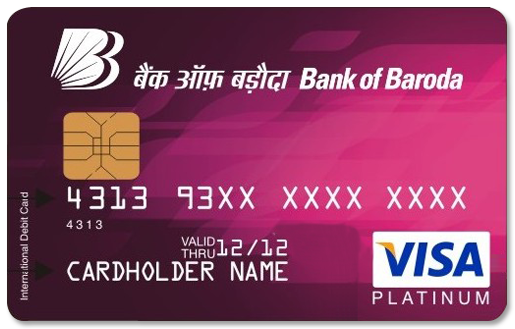 VISA Platinum Chip Card